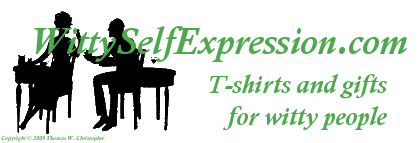 Witty Sel-fExpression Logo